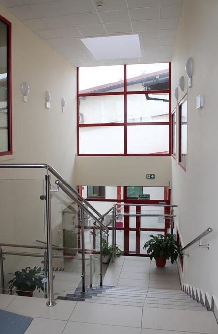 Przedszkole Publiczne nr 1 w Górkach Małych - korytarz (kliknięcie spowoduje powiększenie obrazu)